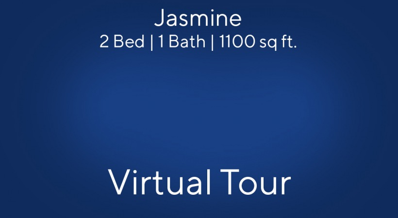 Jasmine Virtual Tour | 2 Bed/1 Bath