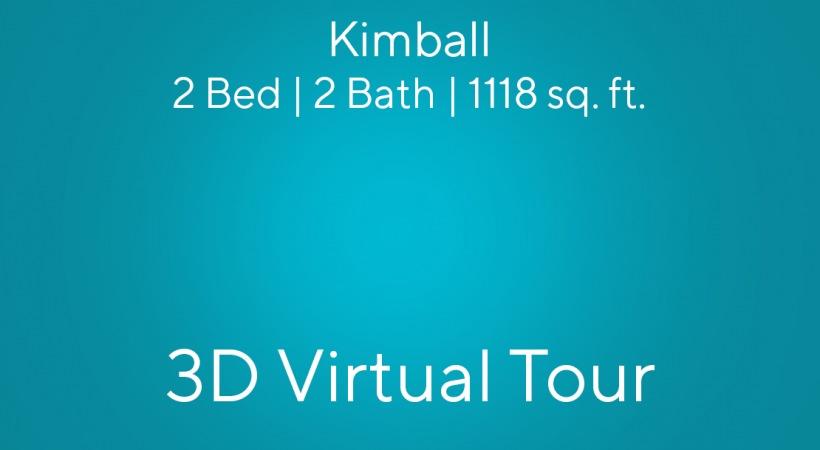 Kimball Virtual Tour | 2 Bed/2 Bath