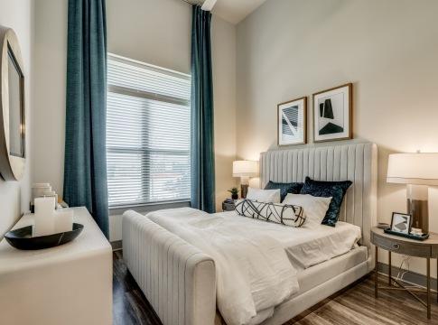 Circa Model Bedroom