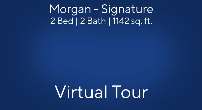 Morgan - Signature 2 Bed | 2 Bath | 1142 sq. ft.
