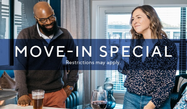 $500 Off Two-Bedrooms