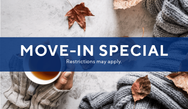 $500 off select homes