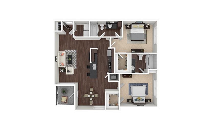 Nicolette Floor Plan