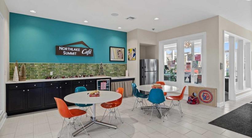 Cafe at Northlake Summit Apartments