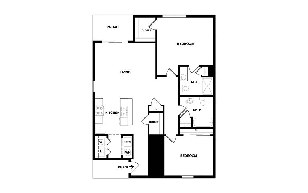 Showcase Floor 1 Layout