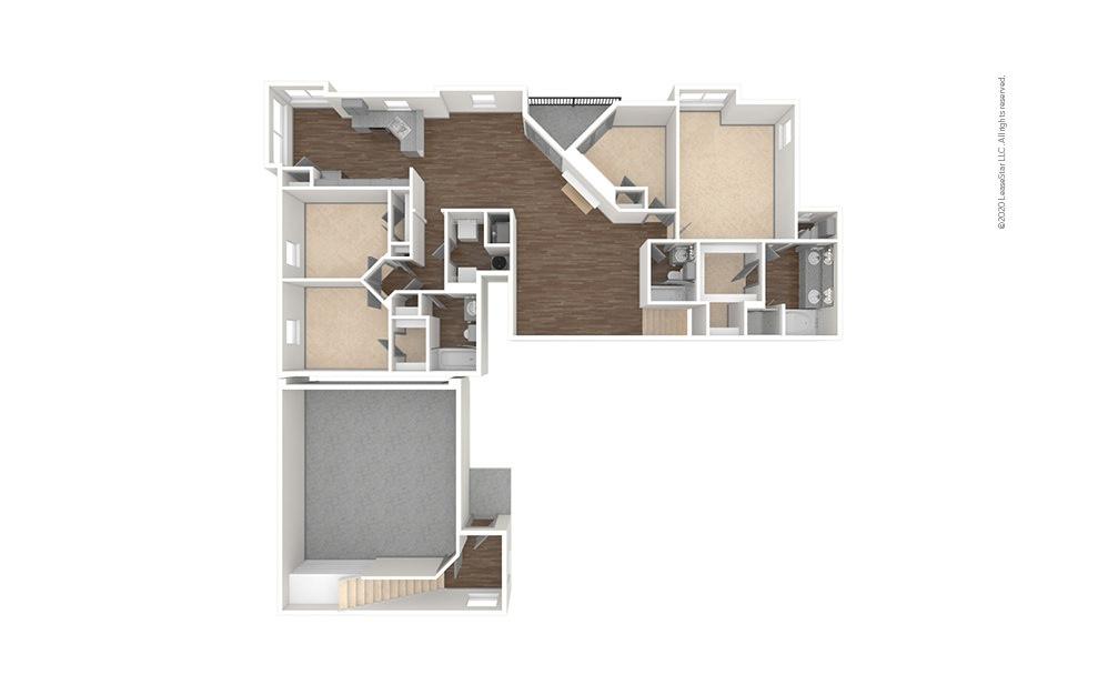 Park 4 bedroom 3 bath 1820 square feet (1)