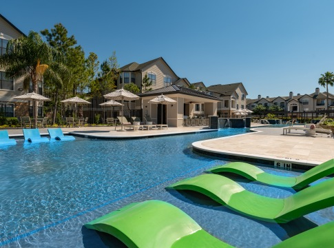 Apartments with a Pool