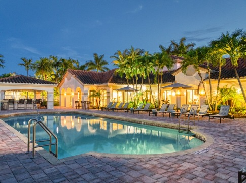 Heated Resort-Style Pool