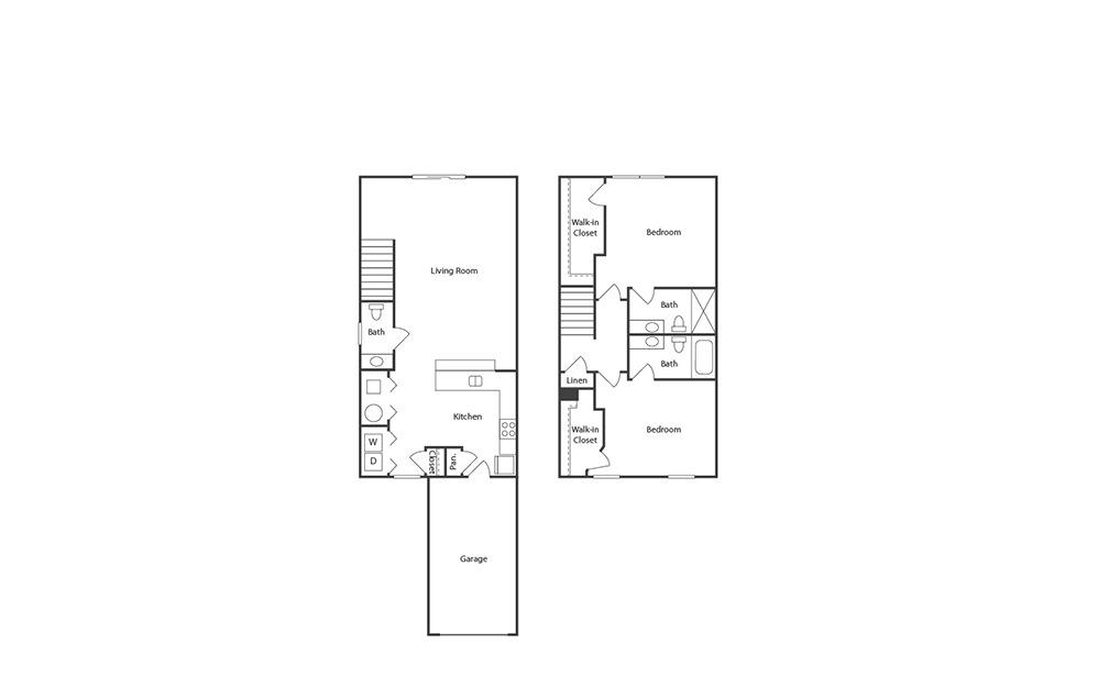 Summit Floor Plan | Powell Grand