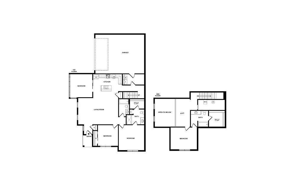 Estate A Layout