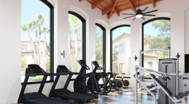 Newly Renovated Fitness Center- Coming Soon!