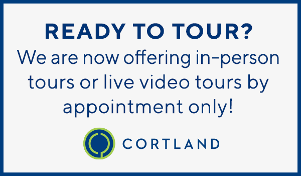 Lease within 48 hours of your tour and pay $99 app & admin!*