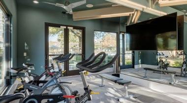 Cortland Southpark Estates Spin Room