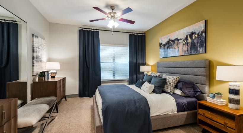 1 bedroom apartments at apartments in West Houston