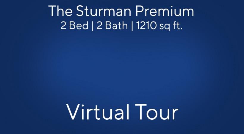 The Sturman Premium Virtual Tour | 2 Bed/2 Bath