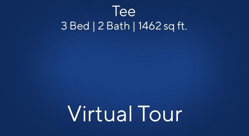 Tee Virtual Tour | 3 Bed/2 Bath