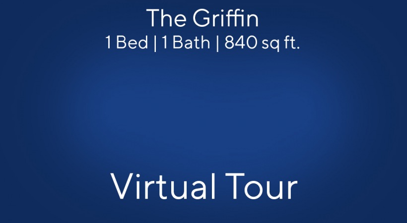 The Griffin Virtual Tour | 1 Bed/1 Bath