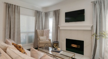 Apartments for rent with a fireplace in Kingwood