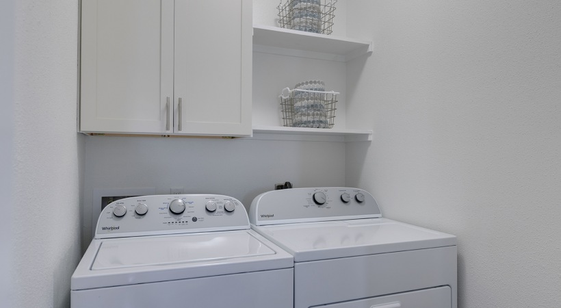 Apartments for rent with a washer and dryer