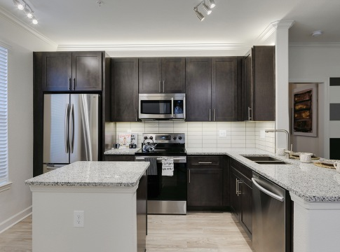 Houston Apartments for Rent with Stainless Steel Appliances