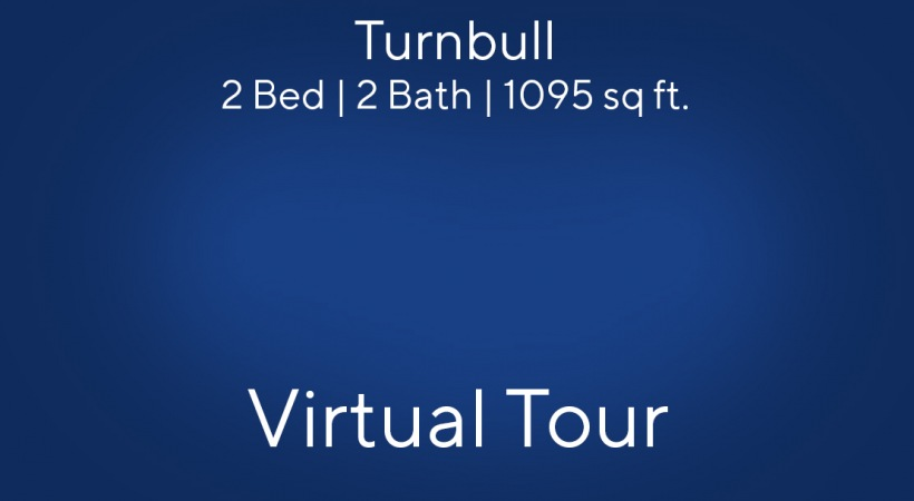Turnbull Virtual Tour | 2 Bed/2 Bath