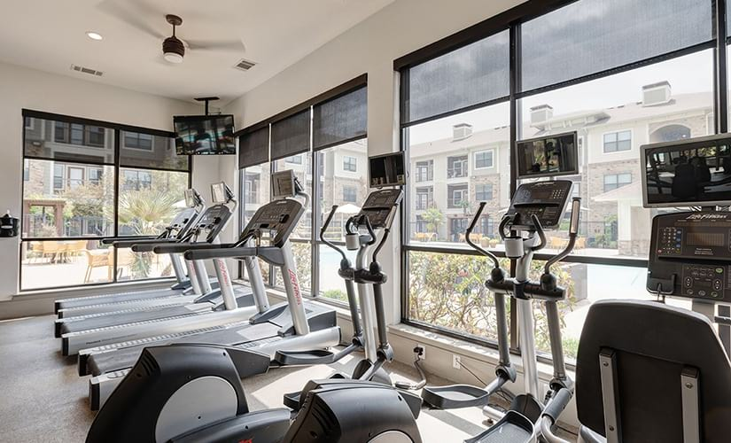 Clubhouse and Fitness Center