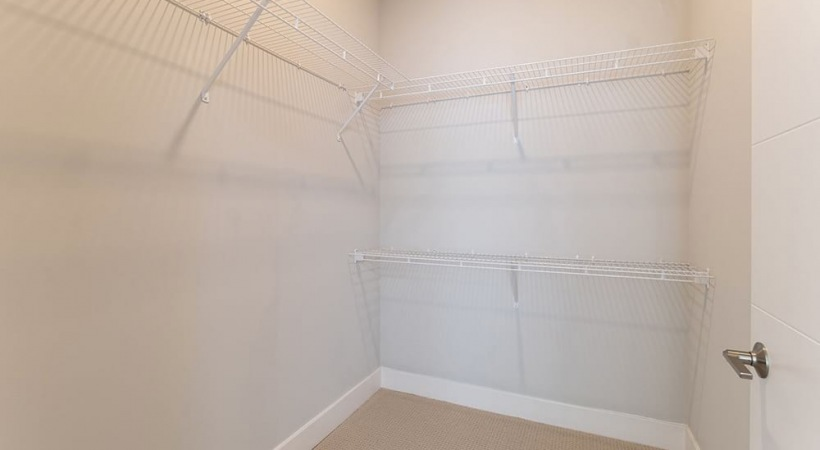 Spacious Walk-In Closet At Our Apartments In North Druid Hills, Atlanta, GA