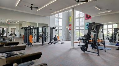Cortland Walker Ranch Apartment Homes Fitness Center