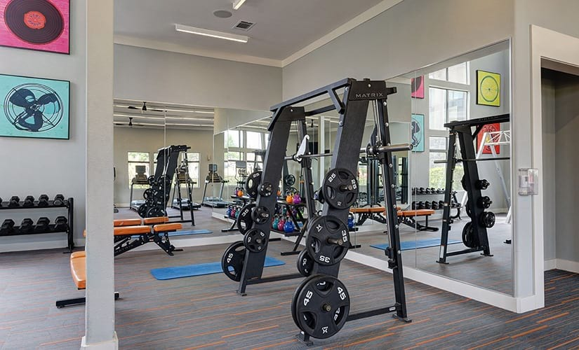 Fitness Center, Game Room, and Aqua Lounge