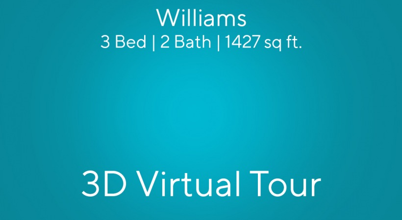 "A virtual apartment tour of our 3 bedroom apartment in Charlotte, NC takes you through ""Williams"" apartment with washer and dryer ."