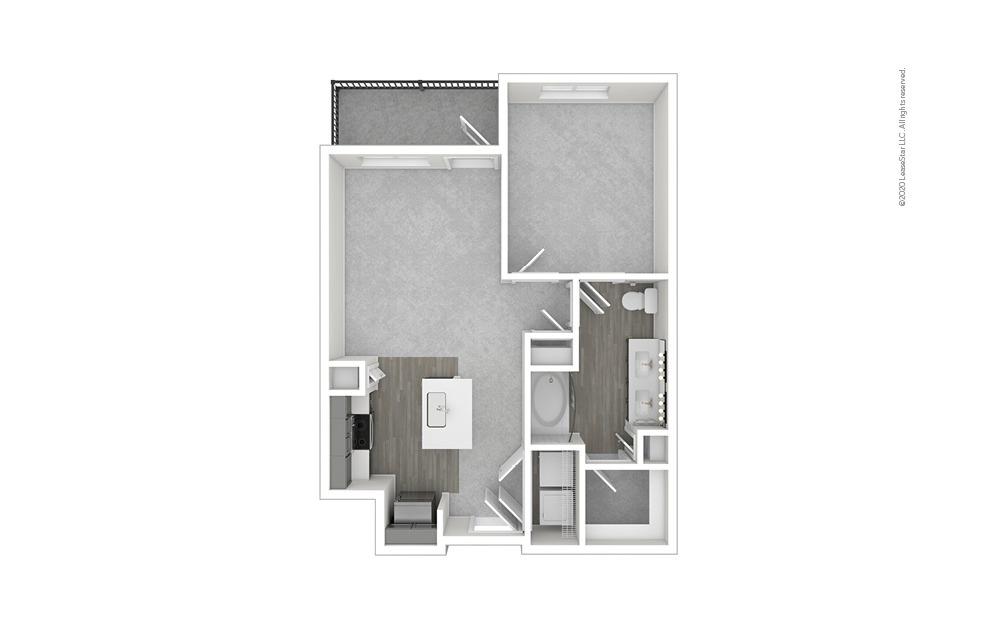 Alvarado 1 bedroom 1 bath 719 - 780 square feet (1)