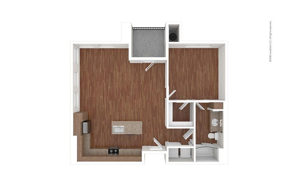 A2 1 bedroom 1 bath 828 square feet (1)