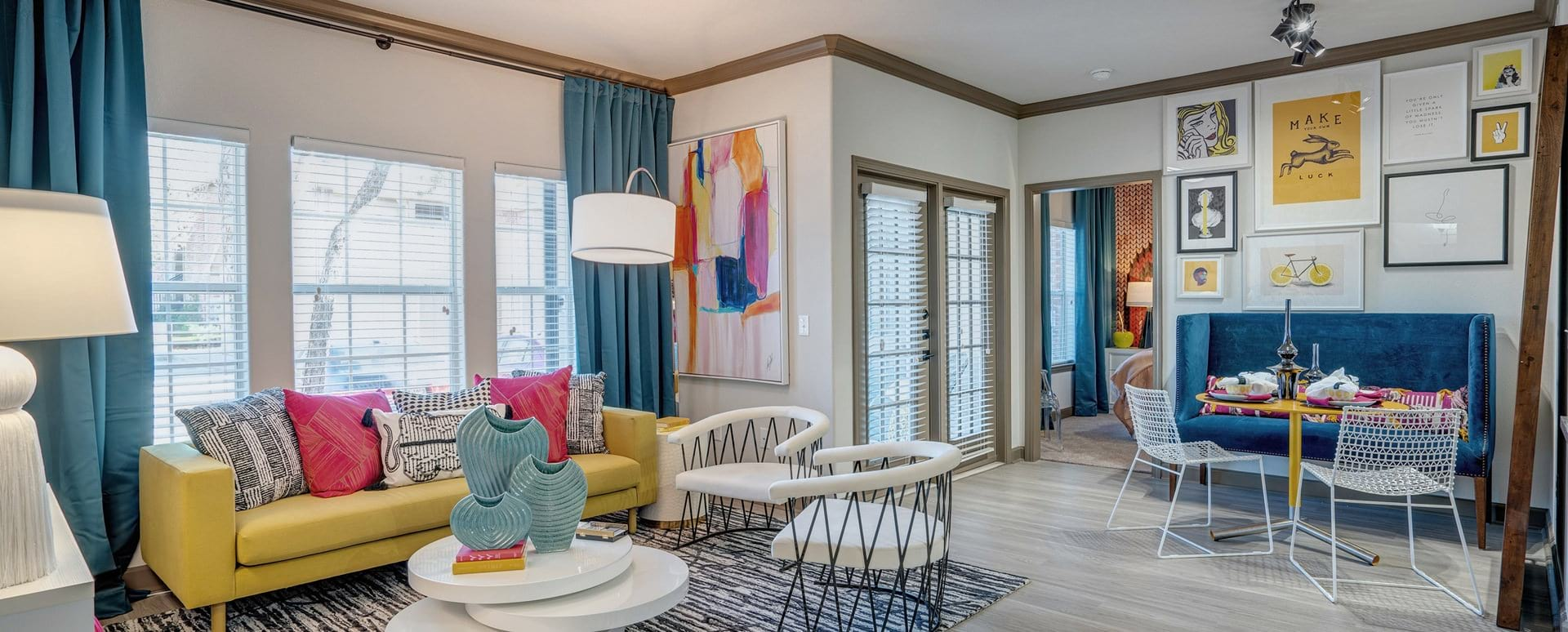 One Bedroom Apartments in Houston TX
