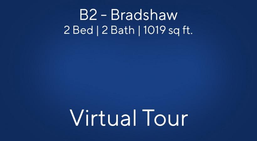 Virtual Tour Of our Bradshaw Apartment Floor Plan
