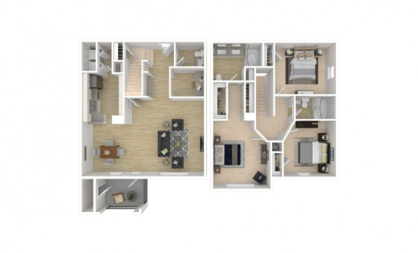 C2 - Townhome Listing Image