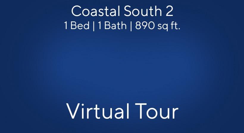 Coastal South 2 Virtual Tour   1 bed/1 bath