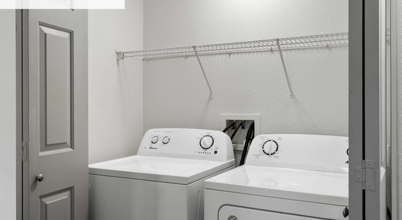 In-Home, Washer and Dryer Sets*