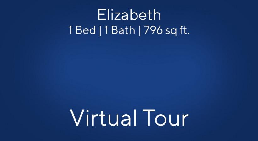 Elizabeth Virtual Tour | 1 Bed/1 Bath