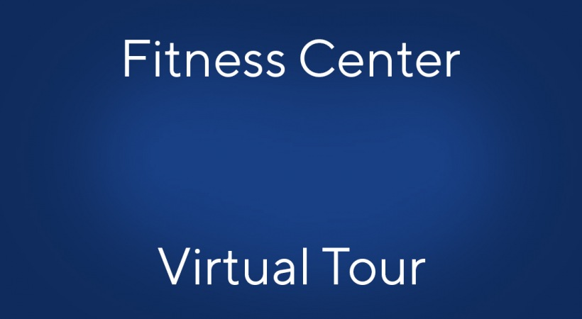 Fitness Center and Spa Virtual Tour