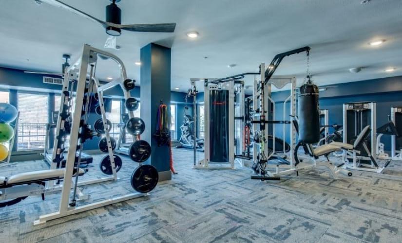 Fitness Center - Flats Side