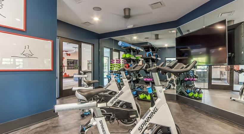 24/7 Fitness Center and Spin Studio