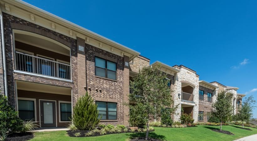 Apartments in Frisco, TX with personal balconies