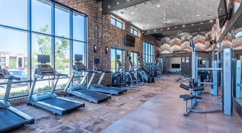 Frisco apartments with fitness center