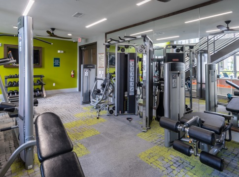 Apartment with Fitness Center at Cortland North Druid Hills