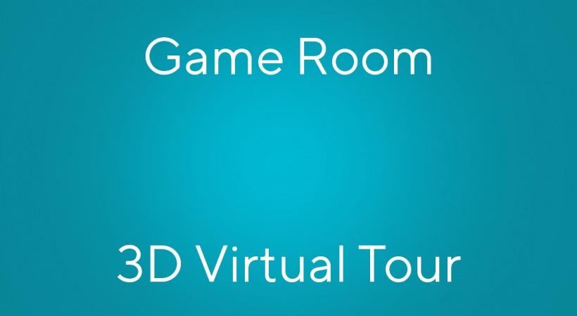 Game Room Virtual Tour