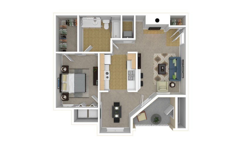 The Heathmoor Floor Plan