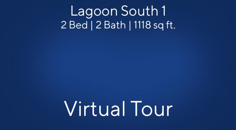 Lagoon South 1 Virtual Tour   2 bed/2 bath