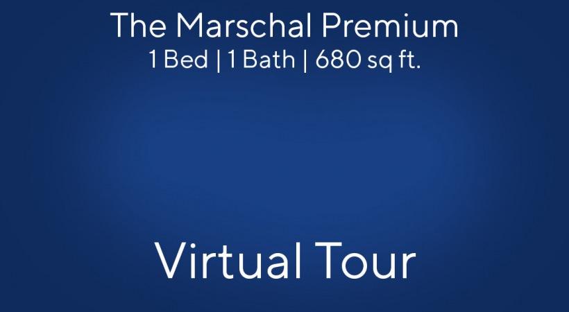 The Marschal Premium Virtual Tour | 1 Bed/1 Bath