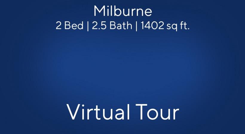 Milburne Virtual Tour | 2 bed/2.5 bath