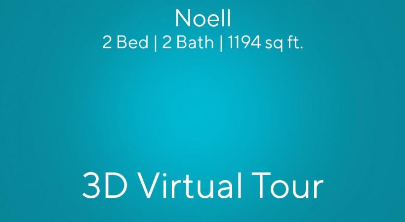 Noell Virtual Tour   2 Bed   2 Bath